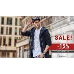 Denley: wyprzedaż 15% zniżki na t-shirty i bluzy