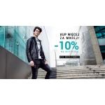 Denley: 10% zniżki na odzież damską i męską, obuwie męskie i akcesoria