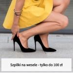 Domodi: szpilki na wesele do 100 zł