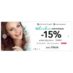 Douglas: 15% zniżki na kosmetyki włoskich marek