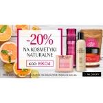 Douglas: 20% rabatu na kosmetyki naturalne