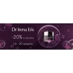 Dr Irena Eris: 20% zniżki na całą ofertę kosmetyków