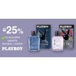 Drogerie Natura: do 25% zniżki na wszystkie zapachy damskie i męskie marki PLAYBOY