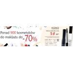 Drogerie Natura: do 70% rabatu na kosmetyki do makijażu
