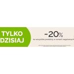Drogerie Natura: 20% rabatu na wszystkie produkty w cenach regularnych