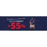 Butik: 55% rabatu na wybrane świąteczne prezenty