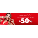 Butik: do 50% zniżki na wszystkie kosmetyki