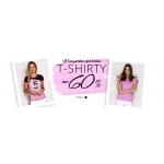 Butik: 60% zniżki na wszystkie t-shirty sportowe