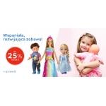 EMag: do 25% zniżki na zabawki dla dzieci