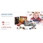 EMag: do 50% zniżki na zabawki dla chłopców znanych marek m.in. Lego, Cars, Tomek i Przyjaciele