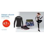 EMag: do 67% rabatu na odzież i obuwie sportowe