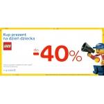EMag: do 40% rabatu na wszystkie zestawy klocków Lego z okazji Dnia Dziecka