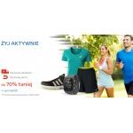 EMag: wyprzedaż do 70% rabatu na odzież, obuwie i akcesoria do biegania