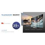 EMag: do 25% zniżki na telewizory Sony