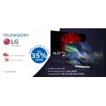 EMag: do 35% zniżki na telewizory marki LG