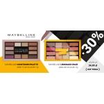 Ezebra: 30% rabatu na kosmetyki marki Maybelline New York