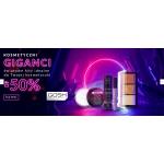 Ezebra: do 50% zniżki na kosmetyki znanych marek