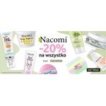 Ezebra: 20% rabatu na kosmetyki marki Nacomi