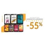 Ebookpoint: 55% rabatu na książki Wydawnictwa Uniwersytetu Łódzkiego Filozofia