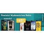 Ebookpoint: do 45% rabatu na książki wydawnictwa Rebis