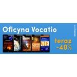 Ebookpoint: 40% zniżki na książki wydawnictwa Oficyna Vocatio