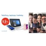 EMag: do 53% zniżki na telefony, laptopy i tablety
