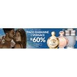 Empik: do 60% zniżki na perfumy Paco Rabanne i Versace