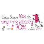 Endo: dodatkowe 10% zniżki na odzież dla dzieci do wyprzedaży do 70%