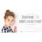 Endo: dodatkowe 15% zniżki na wszystko przy zamówieniu od 200 zł