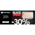 Eobuwie: Black Friday 30% rabatu na torebki