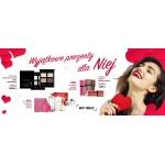 Ezebra: Walentynkowa Promocja do 50% zniżki na wybrane kosmetyki dla niej
