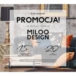 House & More: do 20% zniżki na produkty z kolekcji Miloo Design