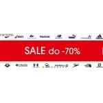Go Sport: wyprzedaż do 70% zniżki na odzież, obuwie i akcesoria sportowe