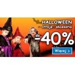 Smyk: do 40% zniżki na stroje i akcesoria na Halloween