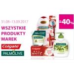 Hebe: do 40% rabatu na wszystkie produkty marek Colgate i Palmolive