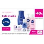 Hebe: do 40% rabatu na całą markę kosmetyków Nivea