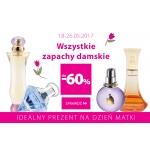 Hebe: do 60% rabatu na zapachy damskie z okazji Dnia Matki
