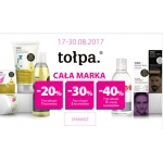 Hebe: do 40% zniżki na całą markę kosmetyków Tołpa