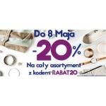 Hit Obuwie: 20% zniżki na cały asortyment m.in. obuwie i torebki