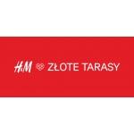 Flagowy sklep H&M w warszawskich Złotych Tarasach 23 kwietnia 2016