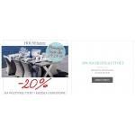 House & More: 20% rabatu na wszystkie stoły i krzesła ogrodowe