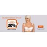 Astratex: 30% zniżki na wszystkie modele biustonoszy
