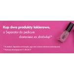 Inglot: separator do pedicure za 1 zł przy zakupie 2 produktów lakierowych
