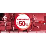 Intersport: do 50% zniżki na odzież, obuwie i akcesoria sportowe