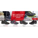 Intersport: buty turystyczne od 99,99 zł