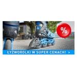 Intersport: do 40% rabatu na łyżworolki