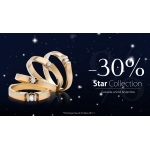 Jubiler Schubert: 30% rabatu na biżuterię marki STAR Collection