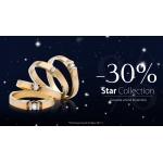Jubiler Schubert: 30% rabatu na biżuterię marki STAR Collection