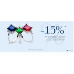 Jubiler Schubert: 15% zniżki na pierścionki z cykoriami