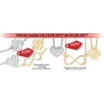 Jubistyl: 15% rabatu na biżuterię złotą i srebrną, kolczyki, zegarki, łańcuszki